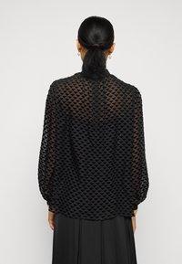 Tory Burch - DEVORE - Long sleeved top - black - 2