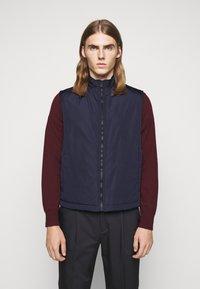Bally - Waistcoat - dark blue - 0