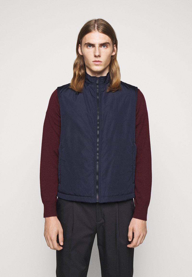Bally - Waistcoat - dark blue