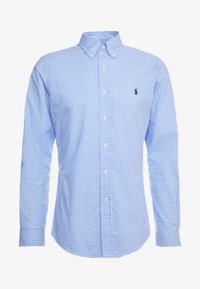 Polo Ralph Lauren - NATURAL SLIM FIT - Shirt - blue/white - 3