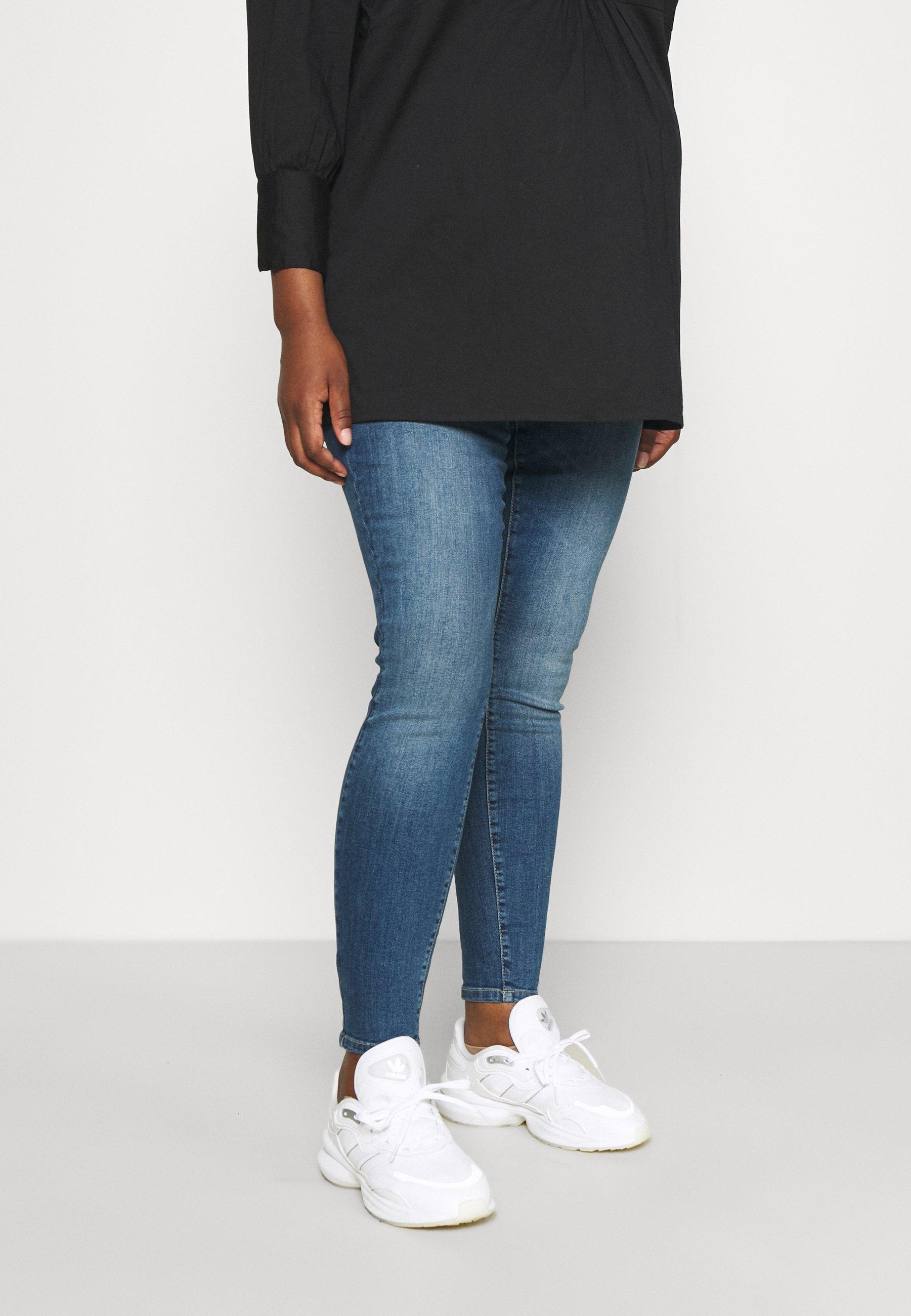 Damen MLARCTIC - Jeans Skinny Fit