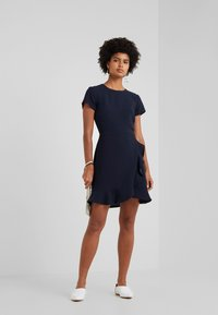 Club Monaco - LARNA DRESS - Day dress - whale - 1