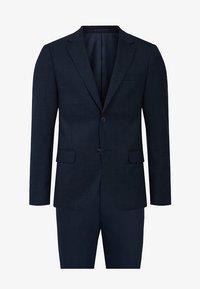 SUIT BS TOULOUSE SLIM - Suit - dark blue