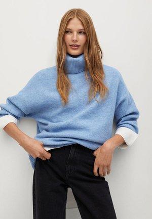 TALDORAC - Pullover - blau
