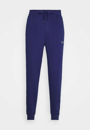 RAW EDGE LOUNGE JOGGER - Pyjama bottoms - blue