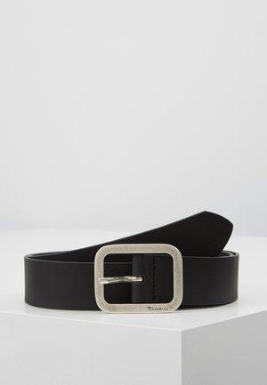 Gürtel - schwarz