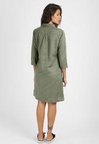 mint&mia - Shirt dress - khaki - 2