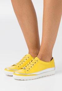 Caprice - Trainers - yellow - 0