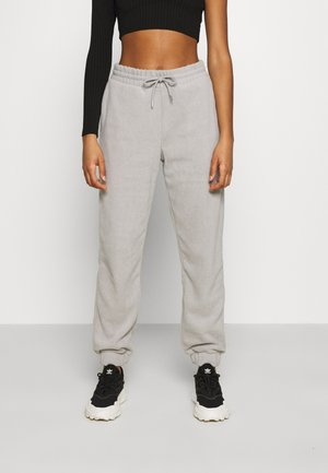 FANNY TROUSERS - Tracksuit bottoms - grey