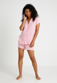 Even&Odd - SET - Pyjama set - white/pink - 1
