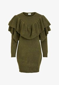 Jumper dress - ivy green
