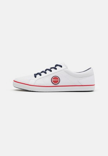 ALFA - Sneakersy niskie - white