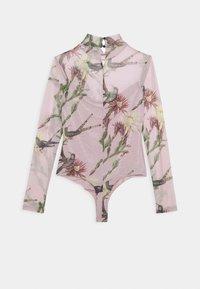 AllSaints - NOLINA ELIA BODYSUIT - Long sleeved top - plaster pink - 1