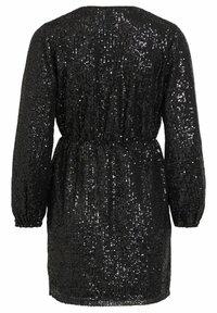 Vila - Cocktail dress / Party dress - black - 6