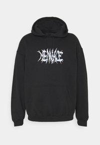 Mennace - LIGHTNING STEED REGULAR HOODIE - Sweatshirt - black - 0
