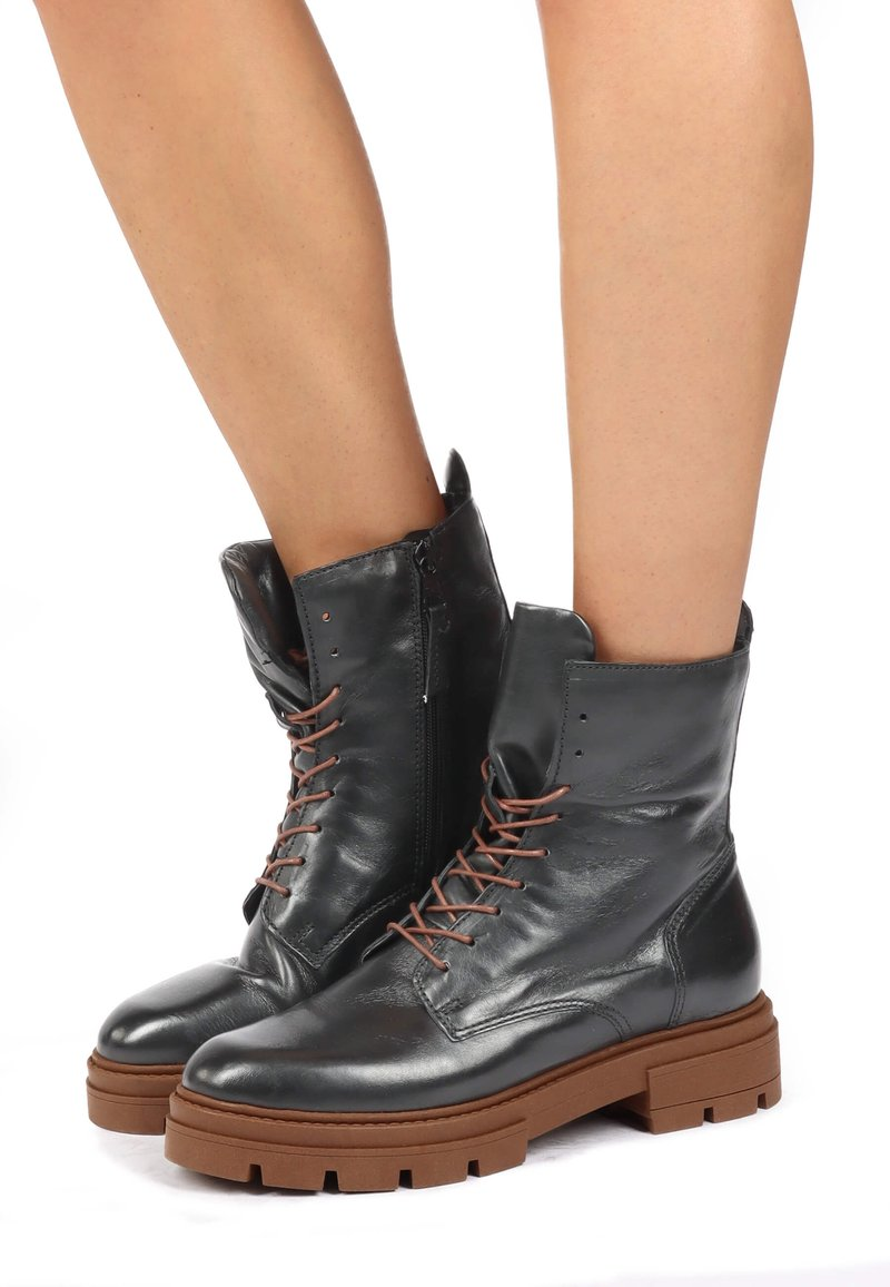 MJUS - Lace-up ankle boots - nero