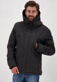 alife & kickin - Winter jacket - moonless - 0
