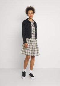 b.young - FINE DRESS  - Shirt dress - birch - 1