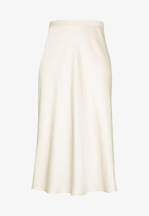 ROOKIA - A-line skirt - ivory