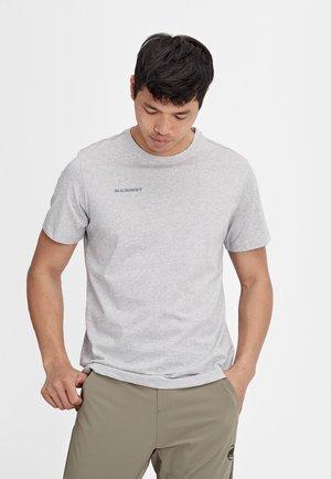 SLOPER - Print T-shirt - grey