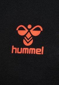 Hummel - Luvtröja - black fiesta - 4