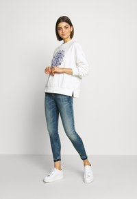 G-Star - MID SKINNY ANKLE - Jeans Skinny Fit - faded azurite - 1