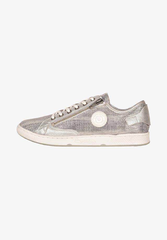 JESTER M F2E - Trainers - silver leather