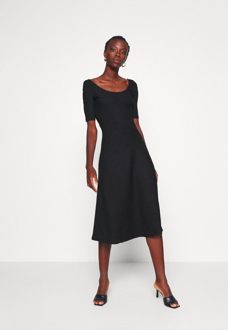 Zign Tall - Jerseyjurk - black