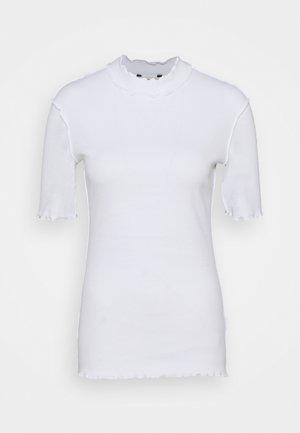 ROSE TEE - Print T-shirt - white