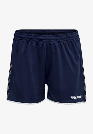 HMLAUTHENTIC  - Pantaloncini sportivi - marine