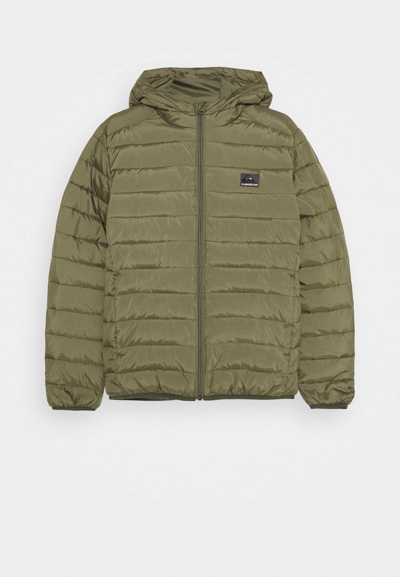 Quiksilver - SCALY YOUTH - Winter jacket - kalamata