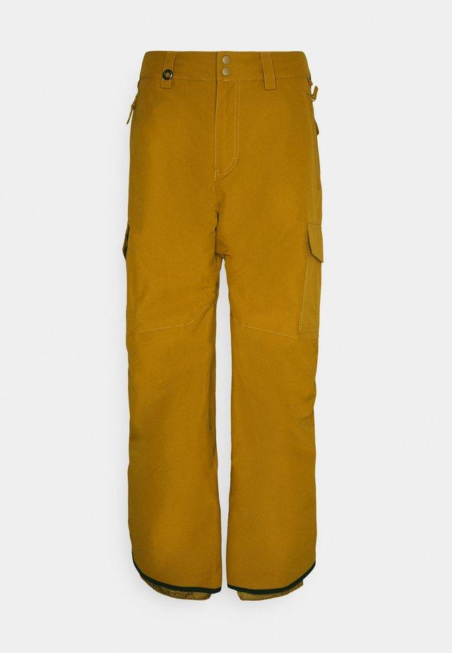PORTER - Pantalón de nieve - bronze brown