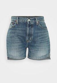 Ética - SYDNEY - Denim shorts - marina - 0