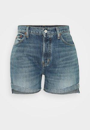 SYDNEY - Denim shorts - marina