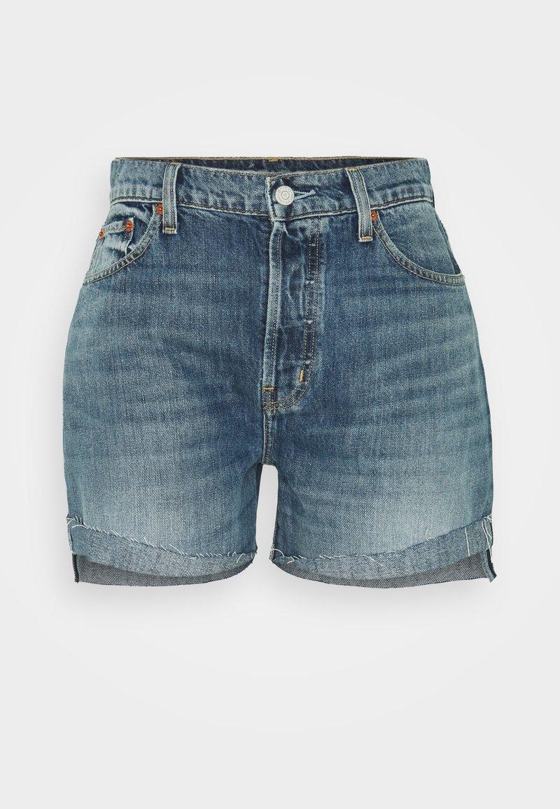 Ética - SYDNEY - Denim shorts - marina