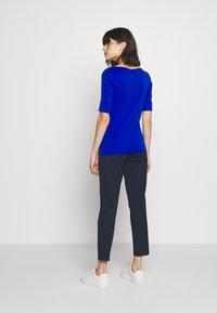 Lauren Ralph Lauren - Print T-shirt - blue glacier - 3