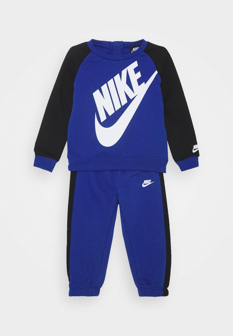 Nike Sportswear - OVERSIZED FUTURA CREW BABY SET - Tuta - game royal