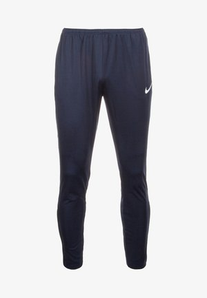 ACADEMY 18  - Tracksuit bottoms - dark blue