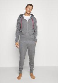 Diesel - BRANDON - Pyjama top - grey - 1