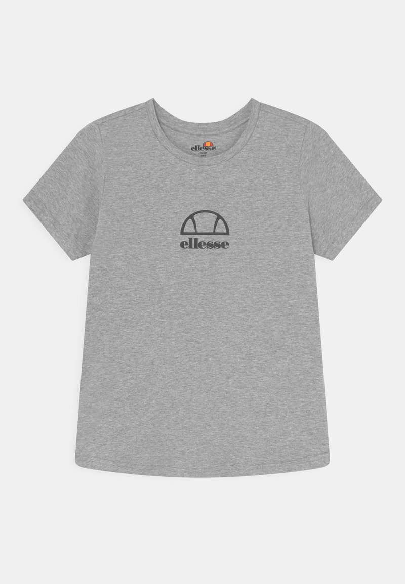 Ellesse - MARYAM UNISEX - Print T-shirt - grey marl