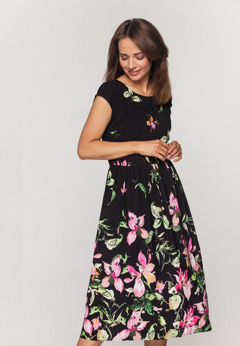 Bialcon - Sukienka letnia - czarny