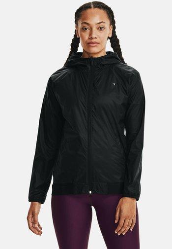 REVERSIBLE  - Training jacket - black