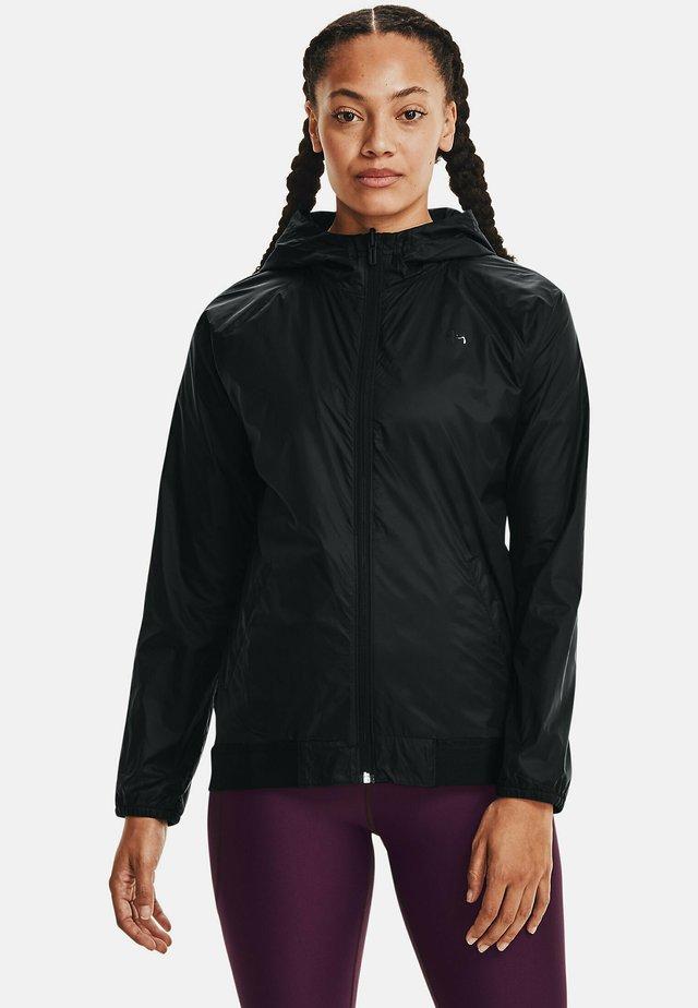 REVERSIBLE  - Sportovní bunda - black
