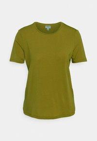 VMAVA - Jednoduché triko - green