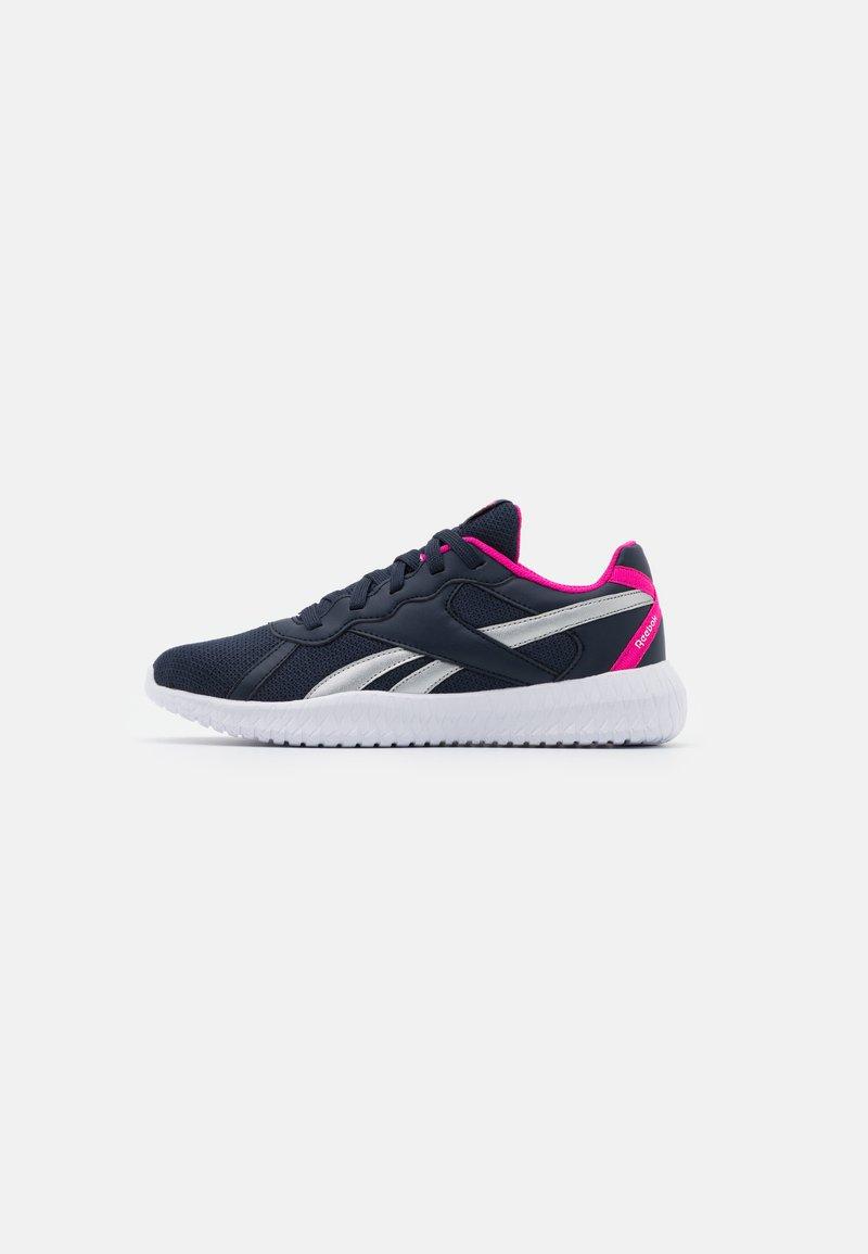 Reebok - FLEXAGON ENERGY 2.0 - Sports shoes - vector navy/silver metallic