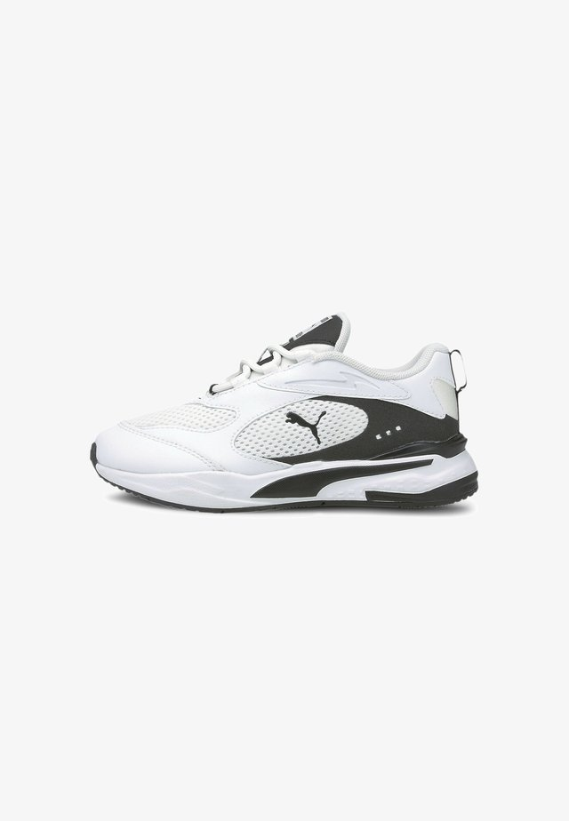 RS-FAST - Sneakers laag - white/black