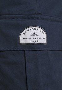 Newport Bay Sailing Club - Szorty - navy - 5