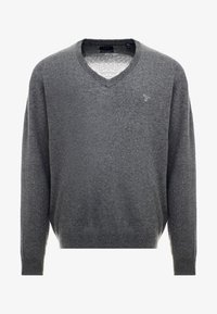 GANT - PLUS  - Jumper - dark charcoal mélange - 3