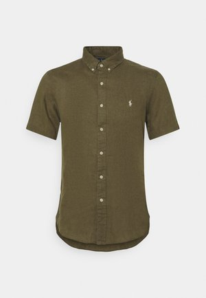 PIECE DYE - Shirt - expedition olive
