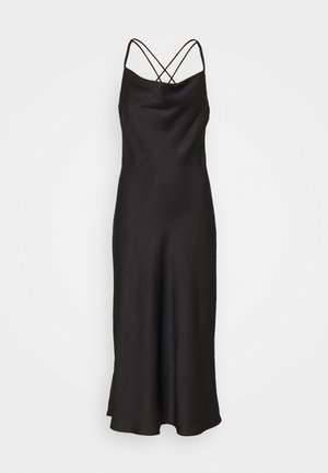 VMCENTURY OPEN BACK DRESS - Robe de cocktail - black
